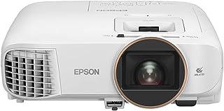 Epson EH TW5820 3LCD Projektor (Full HD 1920x1080p, 2.700 Lumen Weiß  & Farbhelligkeit, Kontrastverhältnis 70.000:1, integriertes Android TV, HDMI)