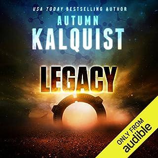Legacy audiobook cover art