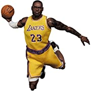 マフェックス No.127 MAFEX LeBron James(Los Angeles Lakers)