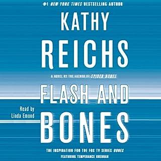 Flash and Bones audiobook cover art