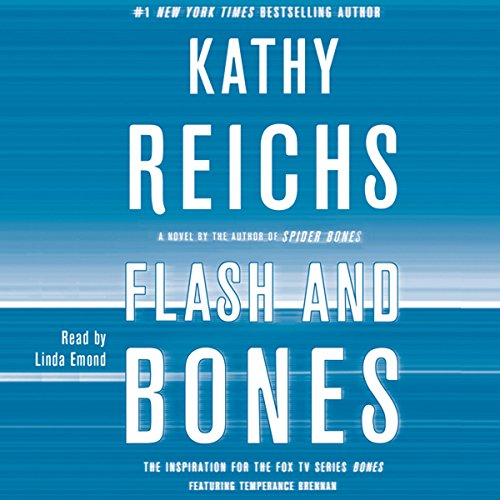 Couverture de Flash and Bones