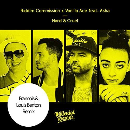 Riddim Commission & Vanilla Ace feat. Asha