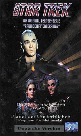Star Trek - Raumschiff Enterprise 27: Die Reise nach Eden/Planet der Unsterblichen