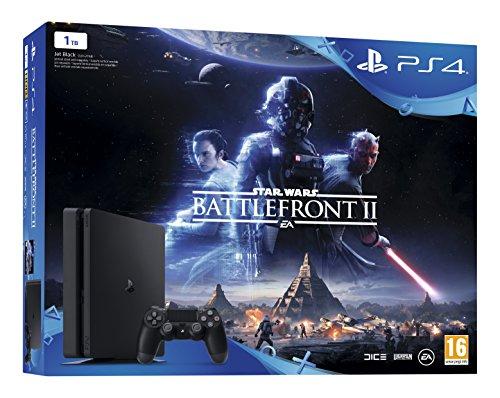 PlayStation 4 (PS4) - Consola 1 TB + Star Wars...