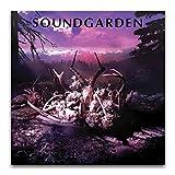 Soundgarden (Chris Cornell) Albumcover – King Animal