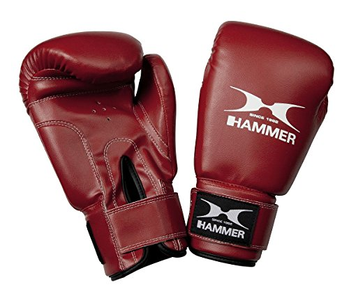 HAMMER Boxhandschuh Fun Fit, rot, 6 OZ, 93706