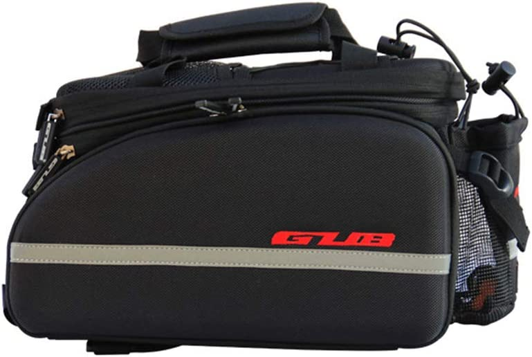 YUYAXBG Fashion Bicycle A surprise price is realized Pannier Capacity Tulsa Mall Multi Large Portable