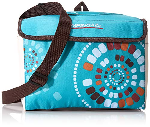 Campingaz Minimaxi Ethnic Nevera Flexible, Unisex Adulto, Multicolor, 9 l