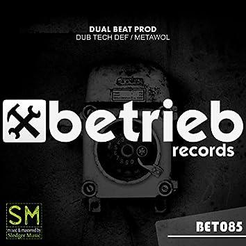 Dub Tech Def / Metawol