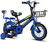 Drohneks Bicicletas Niños Bicicleta Niño Niña Bicicleta de Ejercicio Interior...