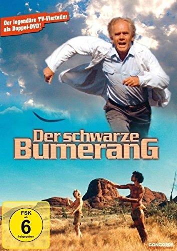 Der schwarze Bumerang (2 DVDs) - Die legendären TV-Vierteiler