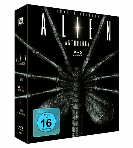 Alien Anthology Box Set (Standard Edition) [Blu-ray]