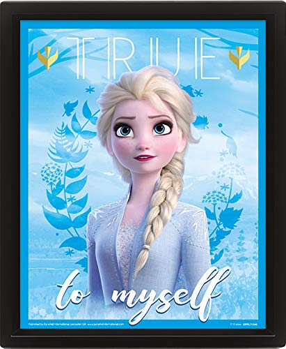 Funko Pop! - Frozen 2, Poster 3D (Windows)