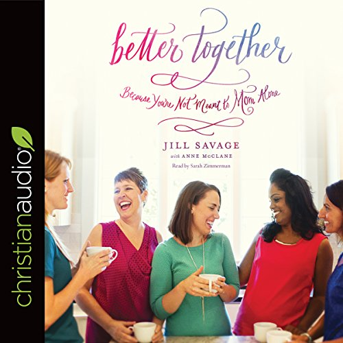 Better Together audiobook cover art