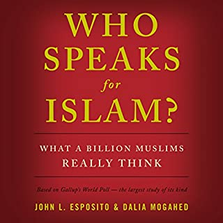 Couverture de Who Speaks for Islam?