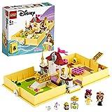 LEGO 43177 DisneyPrincess CuentoseHistorias:Bella, Juguete de Construcción