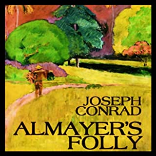 Almayer's Folly audiobook cover art