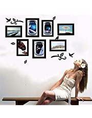 💕💕 DIY Picture Frame Removable Wall Decal Family Home Sticker Mural Art Home Decor