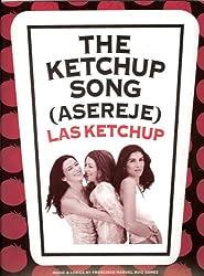 THE KETCHUP SONG (ASERJE) P/V/G sheet music