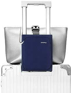 Elogoog Fashion Luggage Straps Luggage Accessories Upgraded Luggage Helper Portable Bag Strap