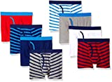 Amazon Essentials 8 Pack) boxer-briefs, Gestreift, Medium