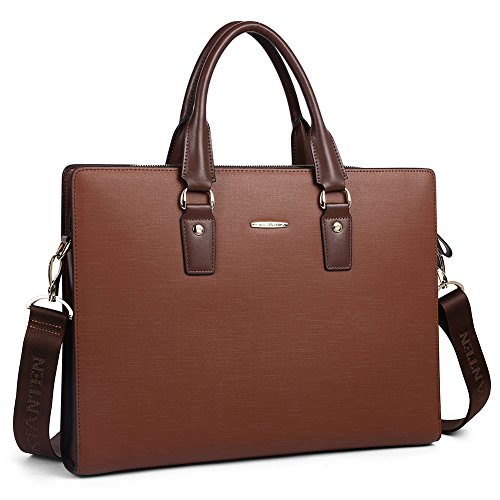 Slim Lawyers Briefcase for Men & Women