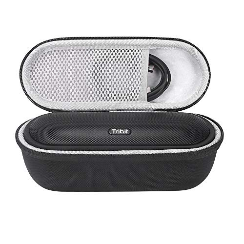 Tribit MaxSound Plus - Funda de Viaje para Altavoz Bluetooth (24 W)