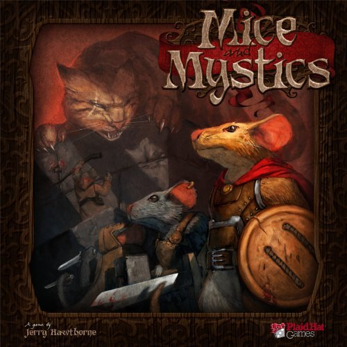 Plaid Hat Games PHGMM01 Mice and Mystics