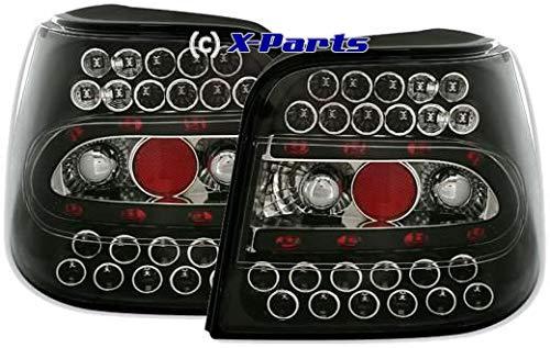 LED achterlichten achterlichten Golf 4 Bj.97-03 zwart 1029006