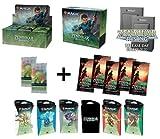 MTG Zendikar Rising Ultimate Combo! Draft Booster Box, Bundle, Set & Collector's Packs, Both Commanders, All 6 Theme boosters!