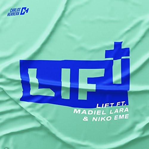 Carlos Herrera Music feat. Madiel Lara & Niko Eme
