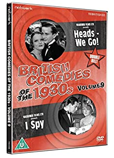 British Comedies Of The 1930s - Volume 9