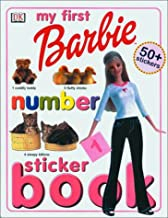 Barbie: My First Numbers Sticker Book