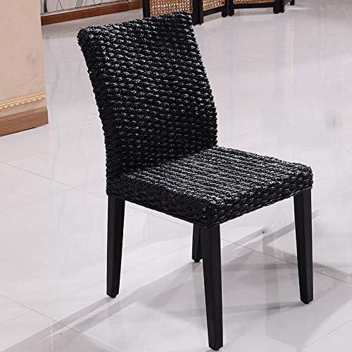 Freizeitstuhl,DASENLIN Stuhl, Single-Mode-Rattan-Sessel, Haushalt natürlichen handgefertigten Freizeit Korbstuhl (Einzelstück), HC320