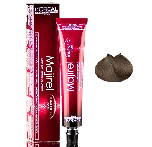 Loreal Majirel Ionene G Incell Permanent Creme Color 7.0/7NN 1.7 oz