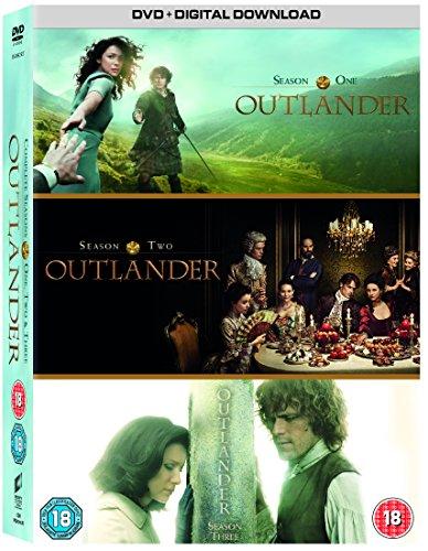 Outlander - Seasons 1-3 [DVD] [2017]