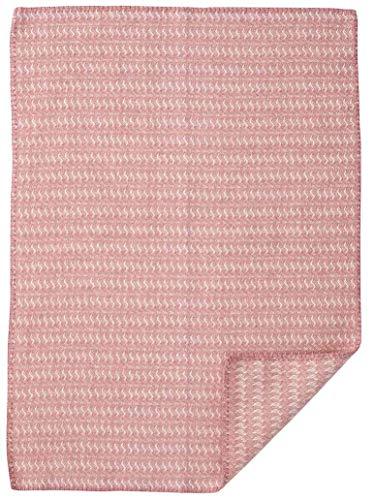 Klippan Yllefarbrik Klippan Sumba Baby Wolldecke (Oeko-Tex) 65x90 cm