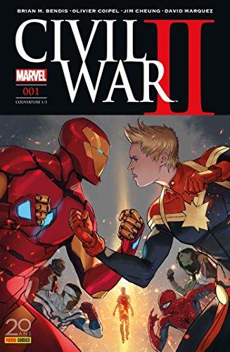 Civil War II n°1