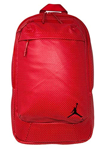 Nike Air Jordan Air Legacy Backpack (One Size, Gym Red)