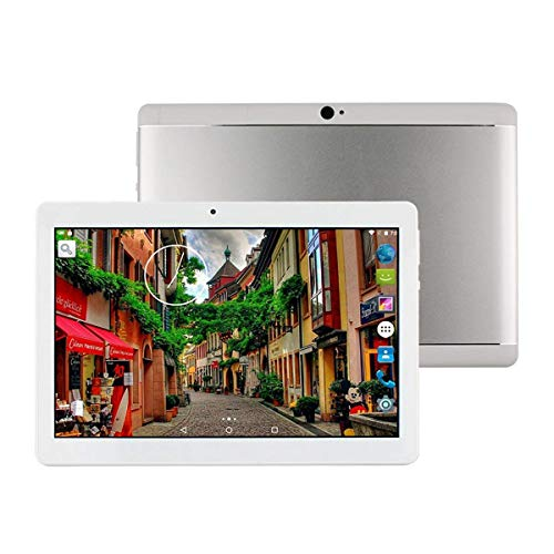 Android 10-Inch Tablet with Dual Sim Card Slot, 10.1-Inch IPS Screen Octagonal Core 2Gb Ram 32Gb ROM 3G Phablet, with WiFi GPS Bluetooth
