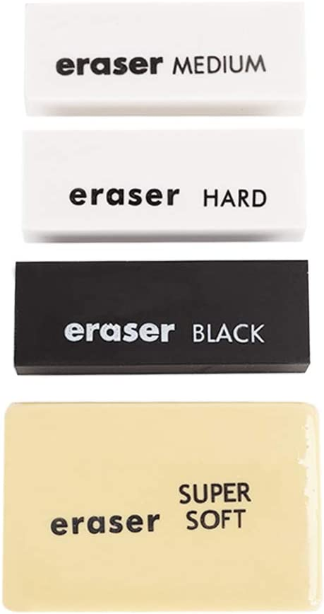 Rubber Erasers for Artists Students Painti Drawing Sketching Ranking TOP7 Art Ranking TOP6