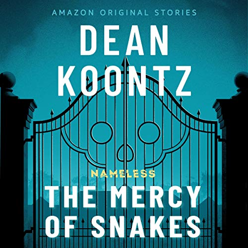 The Mercy of Snakes audiobook cover art