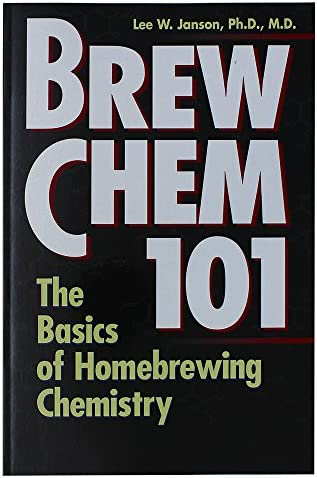 Brew Chem 101 The Basics of Homebrewing Chemistry product image
