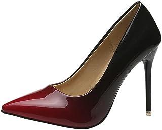 code promo d8706 2cedb Amazon.fr : Escarpins Semelle Rouge : Chaussures et Sacs