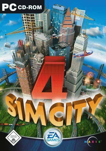 Sim City 4 (Software Pyramide) - [PC]