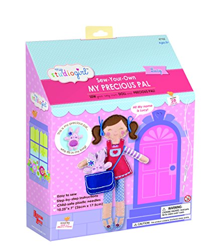 Mon studio Girl - Coudre-Your-Own My Pal Precious Lucy Doll - Jeux Universitaires