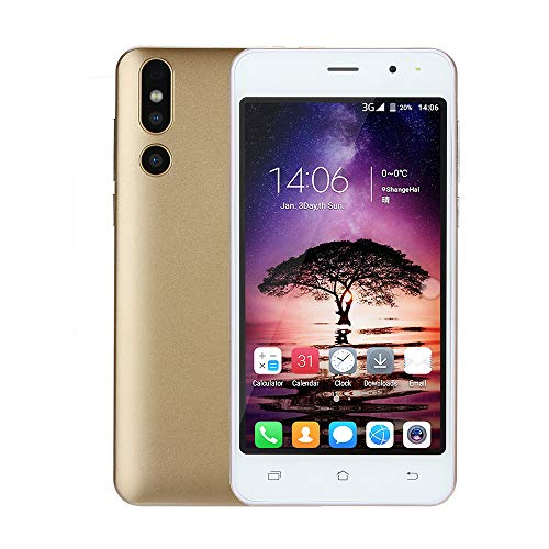 showsing-elektronische Dual HD 5.0 inch Camera Smartphone - Android 6.0 Dual SIM Card Multi-Language Support WiFi GPS 3G Call Mobiele Telefoon
