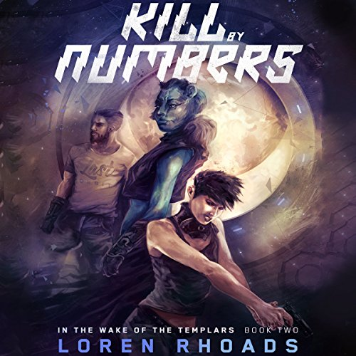 Kill by Numbers audiobook cover art