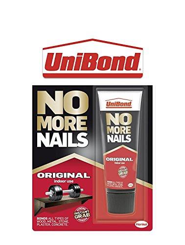 UniBond 1430100 No More Nails Original Mini Tube - 52 g