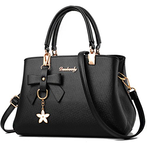 ALARION Women Top Handle Satchel Handbags Shoulder Bag Ladies Designer Purse Messenger Bags